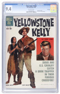 Silver Age (1956-1969):Adventure, Four Color #1056 Yellowstone Kelly - File Copy (Dell, 1959) CGC NM 9.4 Off-white pages....