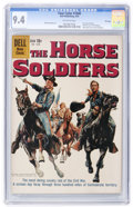 Silver Age (1956-1969):Western, Four Color #1048 The Horse Soldiers - File Copy (Dell, 1959) CGC NM9.4 Off-white pages....