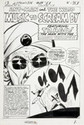 Original Comic Art:Panel Pages, Don Heck Tales to Astonish #47 Ant-Man Splash Page 1Original Art (Marvel, 1963)....