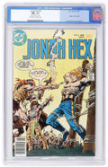Bronze Age (1970-1979):Western, Jonah Hex #8 (DC, 1978) CGC NM- 9.2 Off-white to white pages....