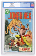 Bronze Age (1970-1979):Western, Jonah Hex #7 (DC, 1977) CGC NM- 9.2 Off-white to white pages....