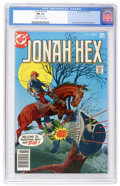 Bronze Age (1970-1979):Western, Jonah Hex #5 (DC, 1977) CGC NM 9.4 Off-white to white pages....
