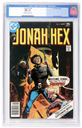 Bronze Age (1970-1979):Western, Jonah Hex #4 (DC, 1977) CGC NM- 9.2 Off-white to white pages....