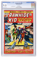 Bronze Age (1970-1979):Western, Rawhide Kid #100 (Marvel, 1972) CGC VF/NM 9.0 White pages....