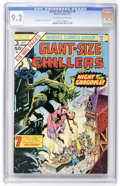 Bronze Age (1970-1979):Horror, Giant-Size Chillers #3 (Marvel, 1975) CGC NM- 9.2 Off-white towhite pages....