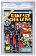 Bronze Age (1970-1979):Horror, Giant-Size Chillers #1 (Marvel, 1974) CGC NM 9.4 Off-white to whitepages....