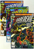 Modern Age (1980-Present):Superhero, Daredevil #168-191 Group (Marvel, 1981-83) Condition: AverageVF/NM.... (Total: 24 Comic Books)