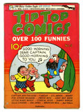 Golden Age (1938-1955):Miscellaneous, Tip Top Comics #5 (United Features Syndicate, 1936) Condition: VG-....