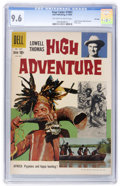 Silver Age (1956-1969):Adventure, Four Color #1001 High Adventure - File Copy (Dell, 1959) CGC NM+ 9.6 Off-white to white pages....