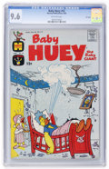 Silver Age (1956-1969):Cartoon Character, Baby Huey, the Baby Giant #52 File Copy (Harvey, 1963) CGC NM+ 9.6 Off-white pages....