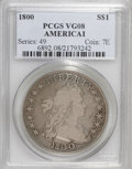 Early Dollars, 1800 $1 AMERICAI VG8 PCGS....