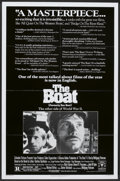"""Movie Posters:War, The Boat (Columbia, 1982). One Sheet (27"""" X 41"""") Review Style B.War...."""
