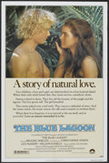 "Movie Posters:Adventure, The Blue Lagoon (Columbia, 1980). One Sheet (27"" X 41"").Adventure...."