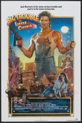 """Movie Posters:Action, Big Trouble in Little China (20th Century Fox, 1986). One Sheet(27"""" X 41""""). Action...."""
