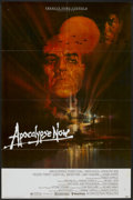 "Movie Posters:War, Apocalypse Now (United Artists, 1979). One Sheet (27"" X 41"").War...."