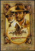 "Movie Posters:Action, Indiana Jones and the Last Crusade (Paramount, 1989). One Sheet(27"" X 41"") Advance. Action...."