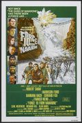 "Movie Posters:War, Force 10 from Navarone (American International, 1978). One Sheet(27"" X 41""). War...."