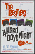 """Movie Posters:Rock and Roll, A Hard Day's Night (United Artists, 1964). One Sheet (27"""" X 41""""). Rock and Roll...."""