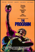 """Movie Posters:Sports, The Program (Touchstone, 1993). One Sheet (27"""" X 41"""") DS. Sports...."""