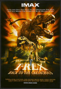 "Movie Posters:Adventure, T-Rex: Back to the Cretaceous (IMAX, 1998). IMAX One Sheet (27"" X40"") DS. Adventure...."
