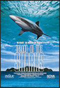 """Movie Posters:Documentary, Island of the Sharks (IMAX, 1999). IMAX One Sheet (27"""" X 40"""") DS. Documentary...."""
