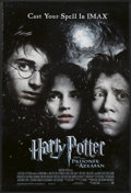 "Movie Posters:Fantasy, Harry Potter and the Prisoner of Azkaban (Warner Brothers, 2004).IMAX One Sheet (27"" X 40"") DS. Fantasy...."