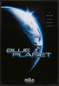"Movie Posters:Documentary, Blue Planet (IMAX, 1990). IMAX One Sheet (27"" X 40"") DS. Documentary...."