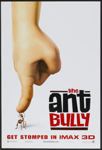 """The Ant Bully (Warner Brothers, 2006). IMAX One Sheet (27"""" X 41"""") DS. Animated"""