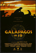 """Movie Posters:Documentary, Galapagos (IMAX, 1999). IMAX One Sheet (27"""" X 40"""") DS. Documentary...."""