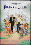 "Movie Posters:Documentary, Frank and Ollie (Buena Vista, 1995). One Sheet (27"" X 40""). Walt Disney Documentary...."