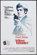 "Movie Posters:Crime, The Long Goodbye (United Artists, 1973). International One Sheet (27"" X 41"") Style B. Crime...."