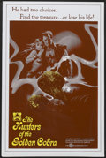 "Movie Posters:Adventure, The Hunters of the Golden Cobra (World Northal, 1982). One Sheet(27"" X 41""). Adventure...."