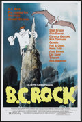 "Movie Posters:Animated, B.C. Rock (Almi Pictures, 1984). One Sheet (26.75"" X 41"").Animated...."
