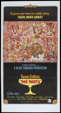 """Movie Posters:Comedy, The Party (United Artists, 1968). Three Sheet (41"""" X 81"""").Comedy...."""