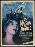 """Movie Posters:Horror, The Haunting (MGM, 1963). French Grande (47"""" X 63""""). Horror...."""