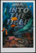 "Movie Posters:Documentary, Into the Deep (IMAX, 1994). IMAX Poster (24"" X 36"") SS. Documentary...."