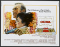 "Movie Posters:Adventure, Cuba Lot (United Artists, 1979). Half Sheets (3) (22"" X 28"").Adventure.... (Total: 3 Items)"