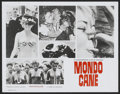 "Movie Posters:Documentary, Mondo Cane (Times, 1963). Lobby Card Set of 4 (11"" X 14""). Documentary.... (Total: 4 Items)"