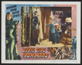 """Movie Posters:Science Fiction, Devil Girl From Mars (Spartan, 1955). Lobby Card (11"""" X 14"""").Science Fiction...."""