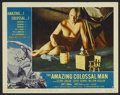 """Movie Posters:Science Fiction, The Amazing Colossal Man (American International, 1957). LobbyCards (5) (11"""" X 14""""). Science Fiction.... (Total: 5 Items)"""