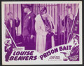 """Movie Posters:Black Films, Reform School Lot (Unknown, R-1940s). Lobby Cards (2) (11"""" X 14"""").Black Films. Re-released as Prison Bait. ... (Total: 2Items)"""
