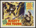 """Movie Posters:Adventure, Mighty Joe Young (RKO, 1949). Lobby Cards (5) (11"""" X 14"""").Adventure.... (Total: 5 Items)"""