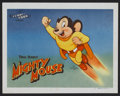 "Movie Posters:Animated, Terry-Toons Stock Lobby Cards (20th Century Fox, 1940s). LobbyCards (2) (11"" X 14""). Animated.... (Total: 2 Items)"