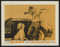 "Giant (Warner Brothers, R-1963). Lobby Card Set of 8 (11"" X 14""). Drama.... (Total: 8 Items)"