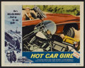 "Movie Posters:Cult Classic, Hot Car Girl (Allied Artists, 1958). Lobby Card (11"" X 14""). CultClassic...."