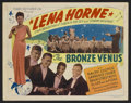 "Movie Posters:Black Films, The Bronze Venus (Toddy Pictures, R-1941). Title Lobby Card (11"" X14""). Black Films...."