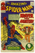 Silver Age (1956-1969):Superhero, The Amazing Spider-Man #15 (Marvel, 1964) Condition: GD....