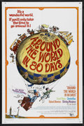 "Movie Posters:Academy Award Winner, Around the World in Eighty Days (United Artists, R-1968). One Sheet (27"" X 41""). Academy Award Winner. Starring David Niven,..."