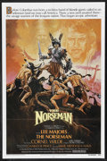 "Movie Posters:Adventure, The Norseman (American International, 1978). One Sheet (27"" X 41"").Adventure. Starring Lee Majors, Cornel Wilde, Mel Ferrer..."