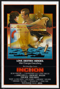 "Movie Posters:War, Inchon (MGM/UA, 1982). One Sheet (27"" X 41""). War. StarringLaurence Olivier, Jacqueline Bisset, Ben Gazzara, Toshiro Mifune..."